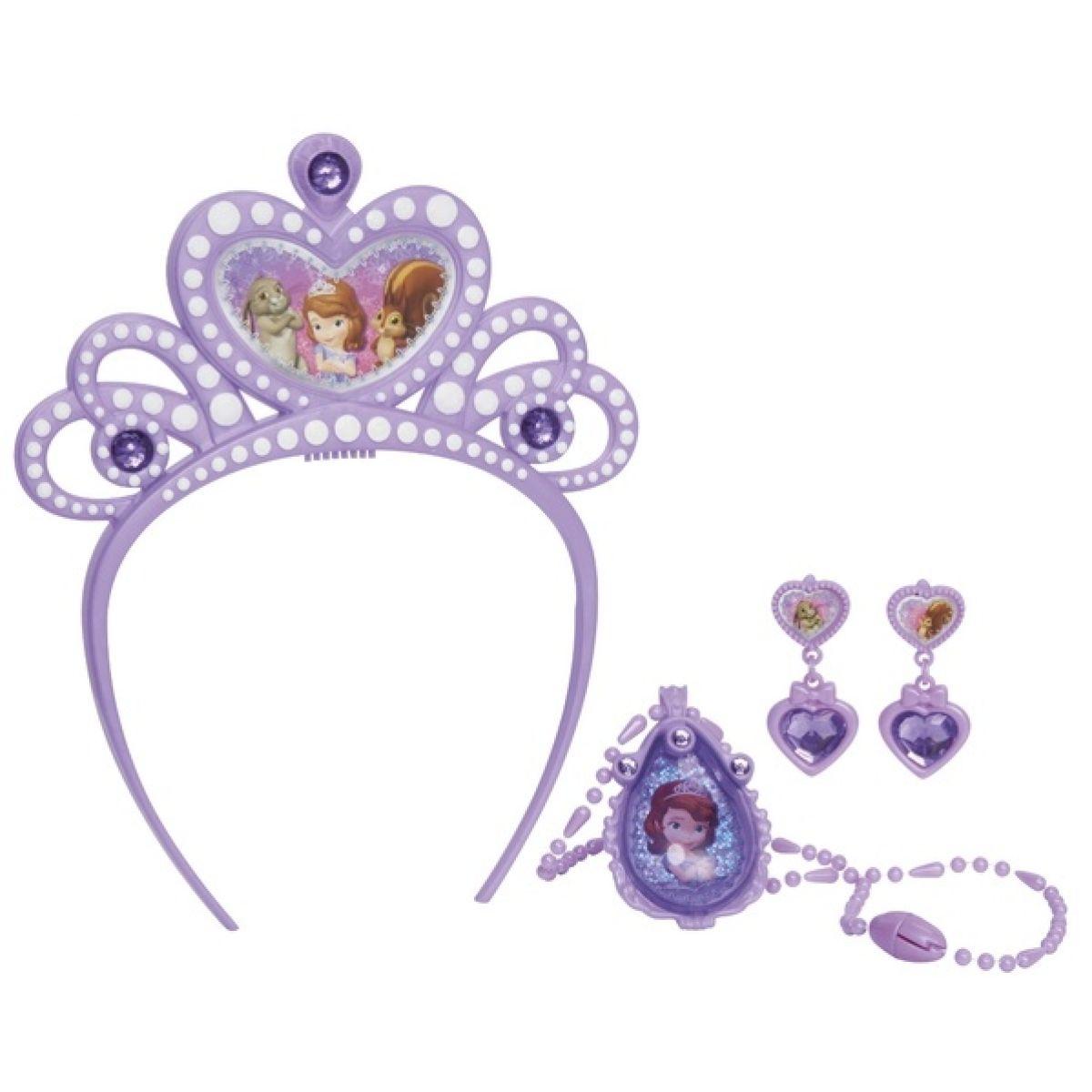 Jakks Pacific Disney Princess Korunka a amulet Princezna Sofie