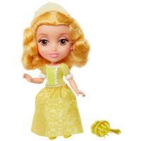 Jakks Pacific Disney Princezna 15 cm - Princezna Amber ve žlutém