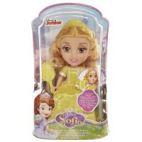 Jakks Pacific Disney Princezna 15 cm - Princezna Amber ve žlutém 2