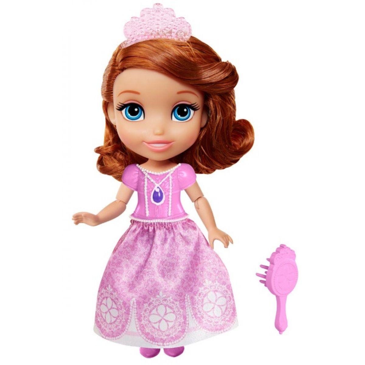 Jakks Pacific Disney Princezna 15 cm - Princezna Sofie v růžovém