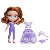 Jakks Pacific Disney Princezna 15 cm - Princezna Sofie ve fialovém 2