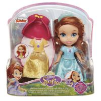 Jakks Pacific Disney Princezna s šaty - Sofia Winter Fashion Set 2