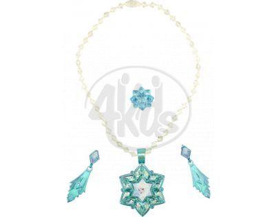 Jakks Pacific Ledové království Frozen Sada bižuterie princezny Anny a Elsy - Elsa