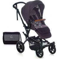 Jané Crosswalk R T34 Jet Black