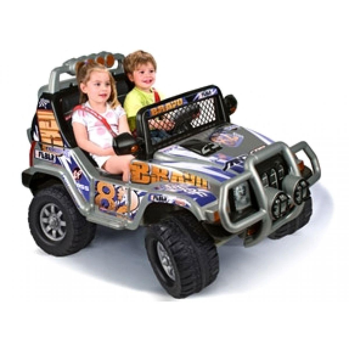 Jeep Bravo High Speed 12V