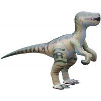 Pexi Jet Creation Velociraptor Junior nafukovací hračka