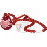EPline EP01405 - Jewell Pets Náhrdelník s magickým medailonem - Ruby