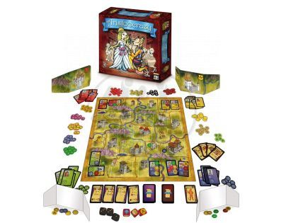 Jiras Games Aristoocrazy společenská hra