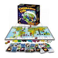 Jiras Games Zachraňme Svět společenská hra