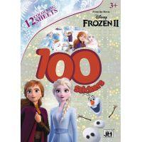 Jiri Models 100 samolepek Ledové království 2