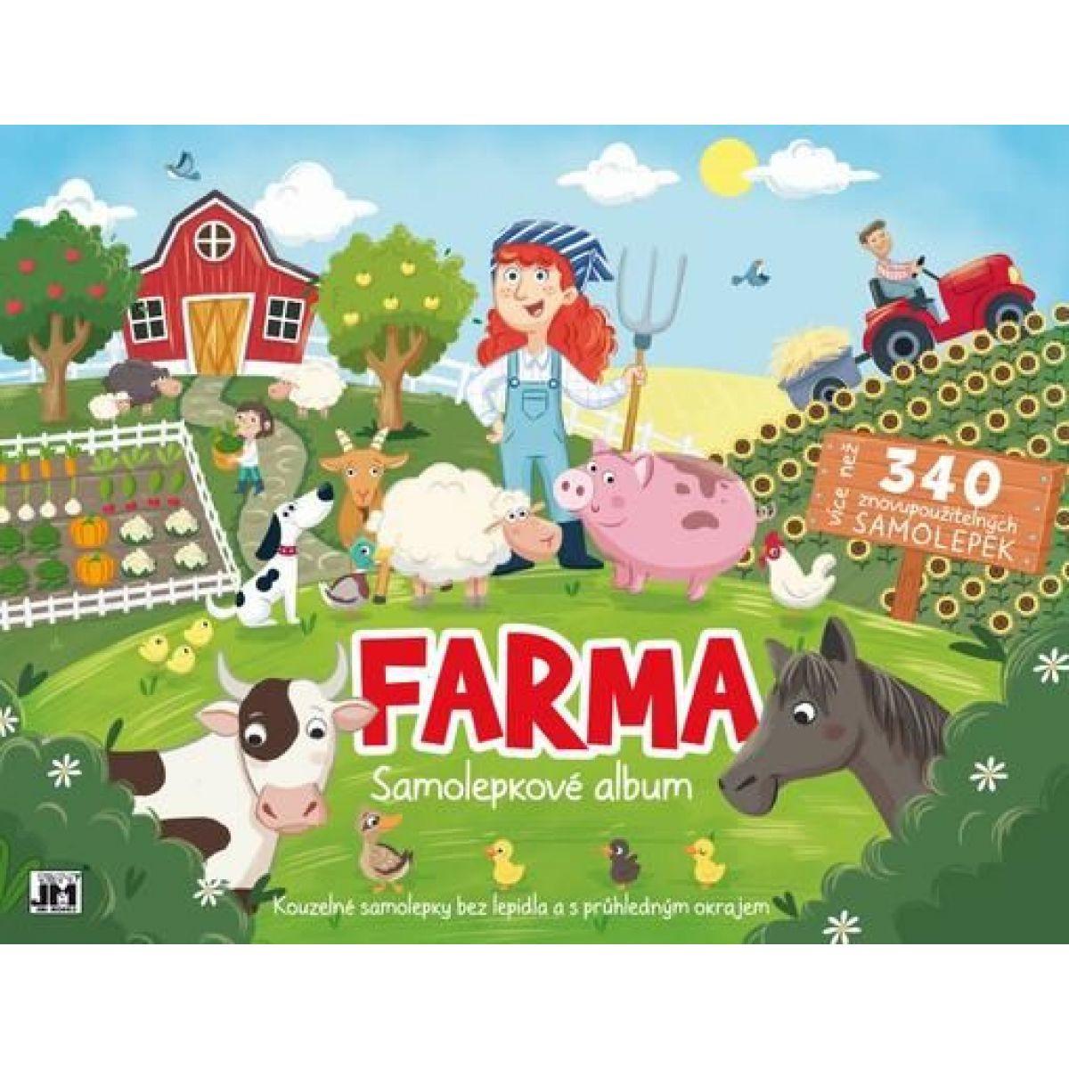 Jiri Models Bav sa a nalepuj Farma