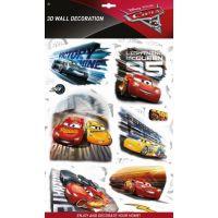 Jiri Models Cars 3D samolepky na zeď