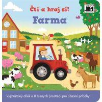 Jiri Models Čítať a hrať si Farma