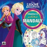 Jiří Models Disney Ledové království Mandaly