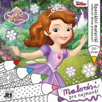 Jiri Models Disney Malování pro nejmenší Sofie První