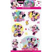 Jiri Models Disney Minnie 3D samolepky na zeď Minnie