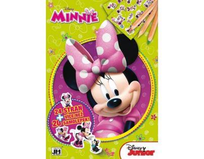 Jiří Models Disney Omalovánky A4 Minnie