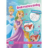Jiří Models Disney pricezny Dokreslovánky