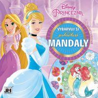 Jiří Models Disney Princezny Mandaly