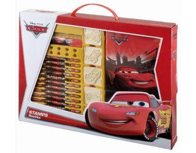 Jiri Models Disney Razítka v krabici Auta
