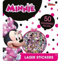 Jiri Models Disney Super třpytivé samolepky Minnie