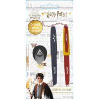 Jiri Models Gumovací pera v setu Harry Potter
