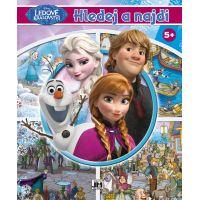 Jiri Models Hledej a najdi  Frozen