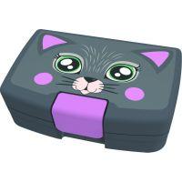 Jiri Models Hurá kolekce Box na svačinu kočka