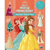 Jiří Models Jak se oblékají princezny Módní přehlídka