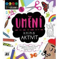 Jiri Models Kniha aktivit Umění