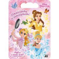 Jiří Models Kreativní blok Disney Princezny