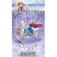 Jiri Models Ledové království Double bloky Anna a Elsa