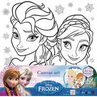 Jiří Models Ledové království Malování na plátno Frozen