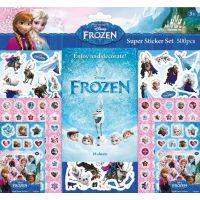 Jiří Models Ledové království Samolepkový set Frozen