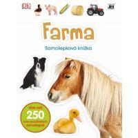 Jiri Models Naučné samolepkové knížky Farma