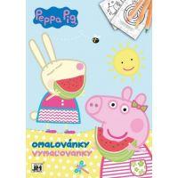 Jiri Models Omalovánky A4 Prasátko Peppa Pig