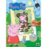 Jiří Models Peppa Pig Omalovánky Maluj vodou