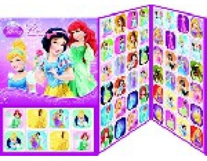 JIRI MODELS 232402 - Pexeso/ Disney Princezny
