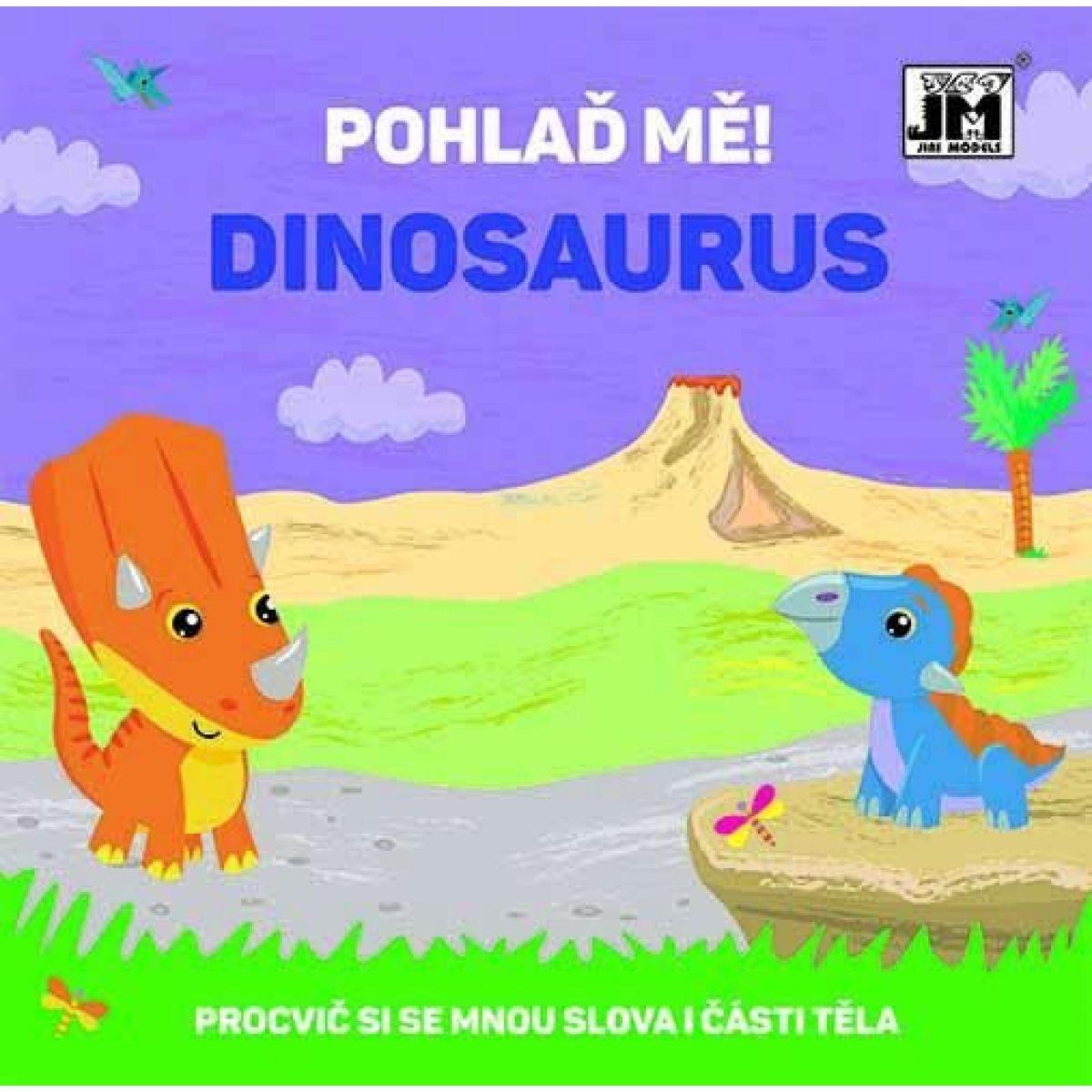 Jiri Models Pohlaď mě Dinosaurus
