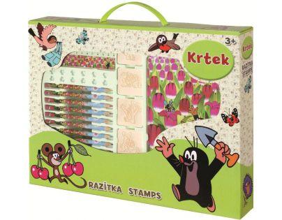 JIRI MODELS 0114406 - Krtek razítka v krabici
