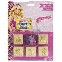 Razítka 5+1/ Barbie Princezny