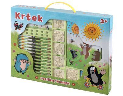 JIRI MODELS 2000502 - Razítka v krabici / Krtek