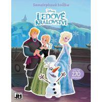 Jiri Models Samolepková knížka Frozen 2