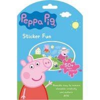 Jiri Models Samolepková zábava Peppa Pig