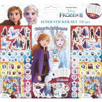 Jiri Models Samolepkový set 500 Ledové království II