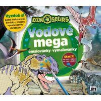 Jiri Models Vodové mega omalovánky Dino