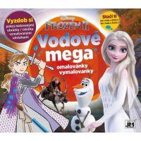 Jiri Models Vodové mega omalovánky Frozen2