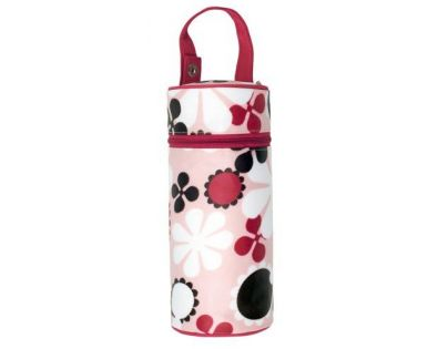 JJ Cole JPBPB - Termoobal na kojeneckou lahev - Pink Blossom