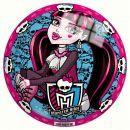 John 1550113 - Míč Monster High - 230 mm 2