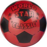 John Míč World Star 22 cm Červený